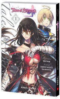 Tales of Berseria T1, manga chez Mana Books de Aonagi, Namco Bandai Games