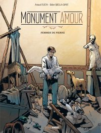 Monument amour T2 : Femmes de pierre (0), bd chez Bamboo de Quella-Guyot, Floc'h, Blanchot, Bouët