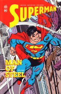 Man of Steel T1 : Man of Steel (0), comics chez Urban Comics de Byrne, Wolfman, Ordway, Ziuko, Tollin, Giordano