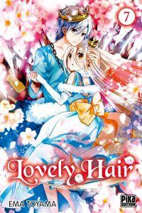 Lovely hair T7, manga chez Pika de Toyama