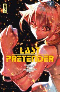 Last pretender T2, manga chez Kana de Eto, Miwa