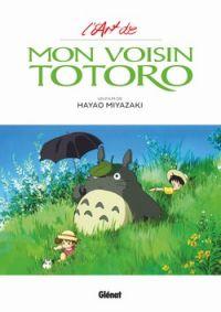 L'art de Mon voisin Totoro, manga chez Glénat de Miyazaki