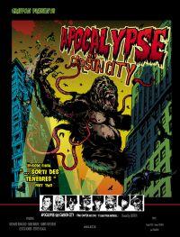Apocalypse sur Carson city T7 : ...sorti des ténèbres (0), bd chez Akileos de Griffon