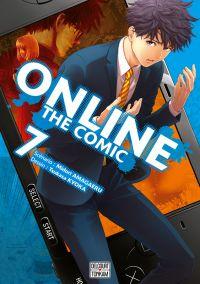 Online the comic  T7, manga chez Delcourt Tonkam de Amagaeru, Kyoka