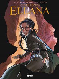 Ellana T3 : Lames (0), bd chez Glénat de Lylian, Martin, Chevallier
