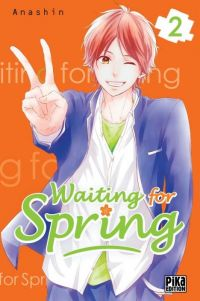 Waiting for spring T2, manga chez Pika de Anashin