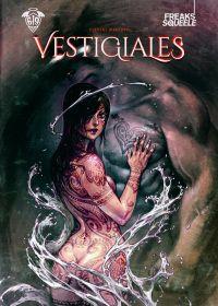 Freaks' squeele vestigiales, bd chez Ankama de Maudoux