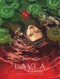Layla, bd chez Dargaud de Jérémy, Mika, Boucq, Hamo