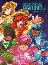 Sleepless domain T1, manga chez Hachette de Cagle