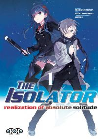 The isolator T1, manga chez Ototo de Kawahara, Koshimizu