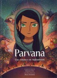Parvana, bd chez Hachette de Ellis, Collectif