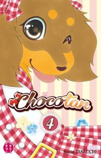 Chocotan T4, manga chez Nobi Nobi! de Takeuchi