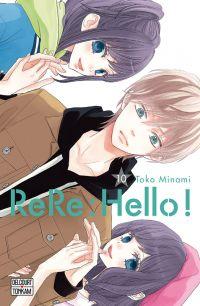 Rere : Hello ! T10, manga chez Delcourt Tonkam de Minami