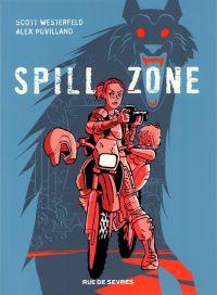 Spill zone, comics chez Rue de Sèvres de Westerfeld, Puvilland, Sycamore