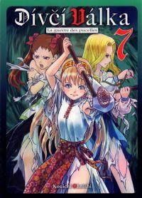 Divci valka T7, manga chez Komikku éditions de Onishi