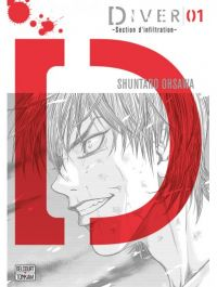 Diver - Section d'infiltration T1, manga chez Delcourt Tonkam de Ohsawa