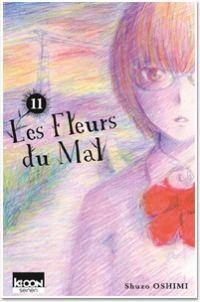 Les fleurs du mal  T11, manga chez Ki-oon de Oshimi