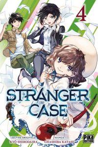 Stranger case T4, manga chez Pika de Shirodaira, Katase