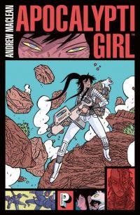 Apocalyptigirl, comics chez Casterman de Maclean