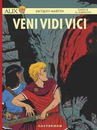 Alix T37 : Veni Vidi Vici  (0), bd chez Casterman de David B., Albertini, Moscon, Belardo