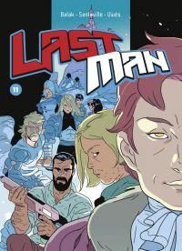 Lastman T11, manga chez Casterman de Sanlaville, Vivès, Balak