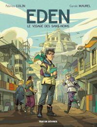 Eden T1 : Le visage des sans-noms (0), bd chez Rue de Sèvres de Colin, Maurel