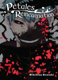 Pétales de réincarnation T7, manga chez Komikku éditions de Konishi