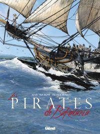 Les pirates de Barataria T12 : Yucatan (0), bd chez Glénat de Bourgne, Bonnet, Charly