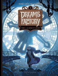 Dreams Factory T1 : La Neige et l'Acier (0), bd chez Soleil de Hamon, Zako, Sayaphoum