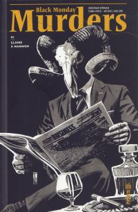 Black Monday Murders T1 : Gloire à Mammon (0), comics chez Urban Comics de Hickman, Coker, Garland