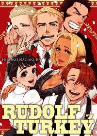 Rudolf Turkey T7, manga chez Komikku éditions de Nagakura