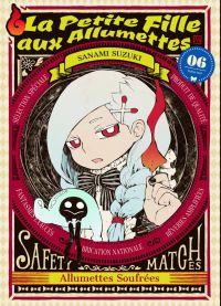 La petite fille aux allumettes  T6, manga chez Komikku éditions de Suzuki
