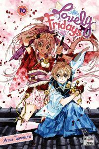 Lovely Fridays T10, manga chez Delcourt Tonkam de Tanemura
