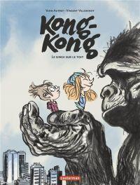 Kong-Kong, bd chez Casterman de Villeminot, Autret