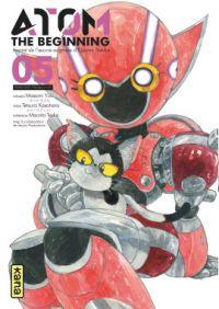 Atom - The beginning  T5, manga chez Kana de Tezuka, Yuuki, Kasahara