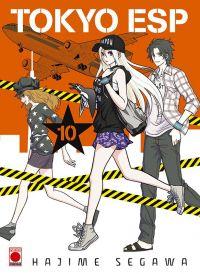 Tokyo ESP T10, manga chez Panini Comics de Segawa