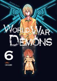 World war demons T6, manga chez Akata de Okabe