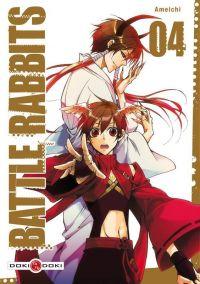 Battle rabbits T4, manga chez Bamboo de Amemiya, Ichihara