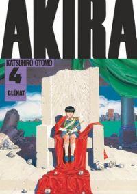 Akira (Noir et blanc) Edition originale T4, manga chez Glénat de Otomo