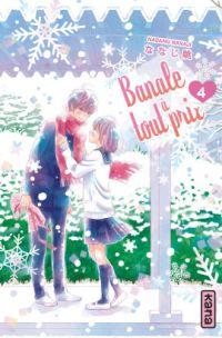 Banale à tout prix T4, manga chez Kana de Nanaji