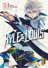 Ryle & Louis T3, manga chez Kana de Natsunishi