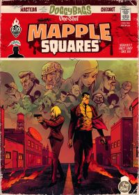 Doggy Bags One Shot T2 : Mapple squares (0), comics chez Ankama de Hasteda, Chesnot, Luché