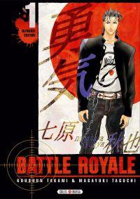 Battle royale T1, manga chez Soleil de Takami, Taguchi