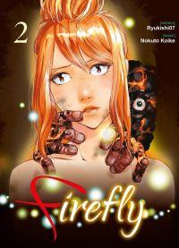 Firefly T2, manga chez Komikku éditions de Ryukishi07, Koike