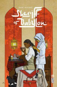 Sheriff of Babylon : Sheriff of Babylon (0), comics chez Urban Comics de King, Gerads, Leon