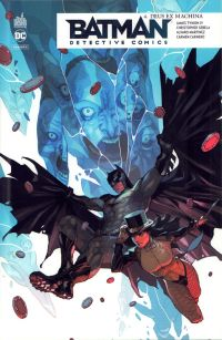 Batman Detective Comics T4 : Deus Ex Machina (0), comics chez Urban Comics de Tynion IV, Sebela, Martinez, Carnero, Friend, Fernandez, Story, Putri