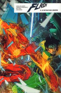 Flash Rebirth T3 : Le retour des lascar (0), comics chez Urban Comics de Williamson, Di Giandomenico, Merino, Googe, Gianfelice, Plascencia, Sotomayor
