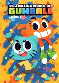 Le monde incroyable de Gumball T1 : Volume 1 (0), comics chez Urban Comics de Gibson, Panetta, Wirbeleit, Amann, Ganucheau, Naujokaitis, Hesse, Stresing, Farina, Pena