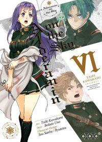 Alderamin on the sky T6, manga chez Ototo de Uno, Kawakami