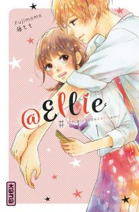 @Ellie T1, manga chez Kana de Fuji